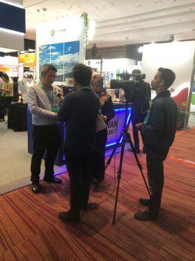 IST-Robot @ Taiwan Expo 2019 01